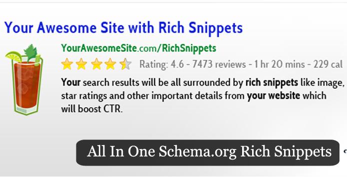 All in one Schema.org Rich Snippet Plugin