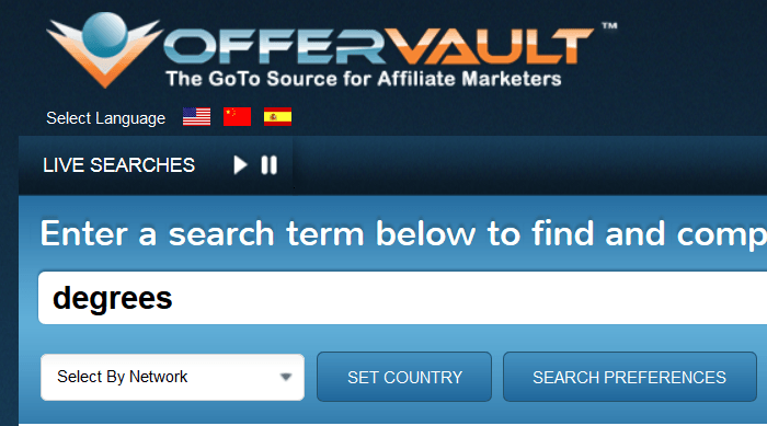 offervault-search-marketing-tool